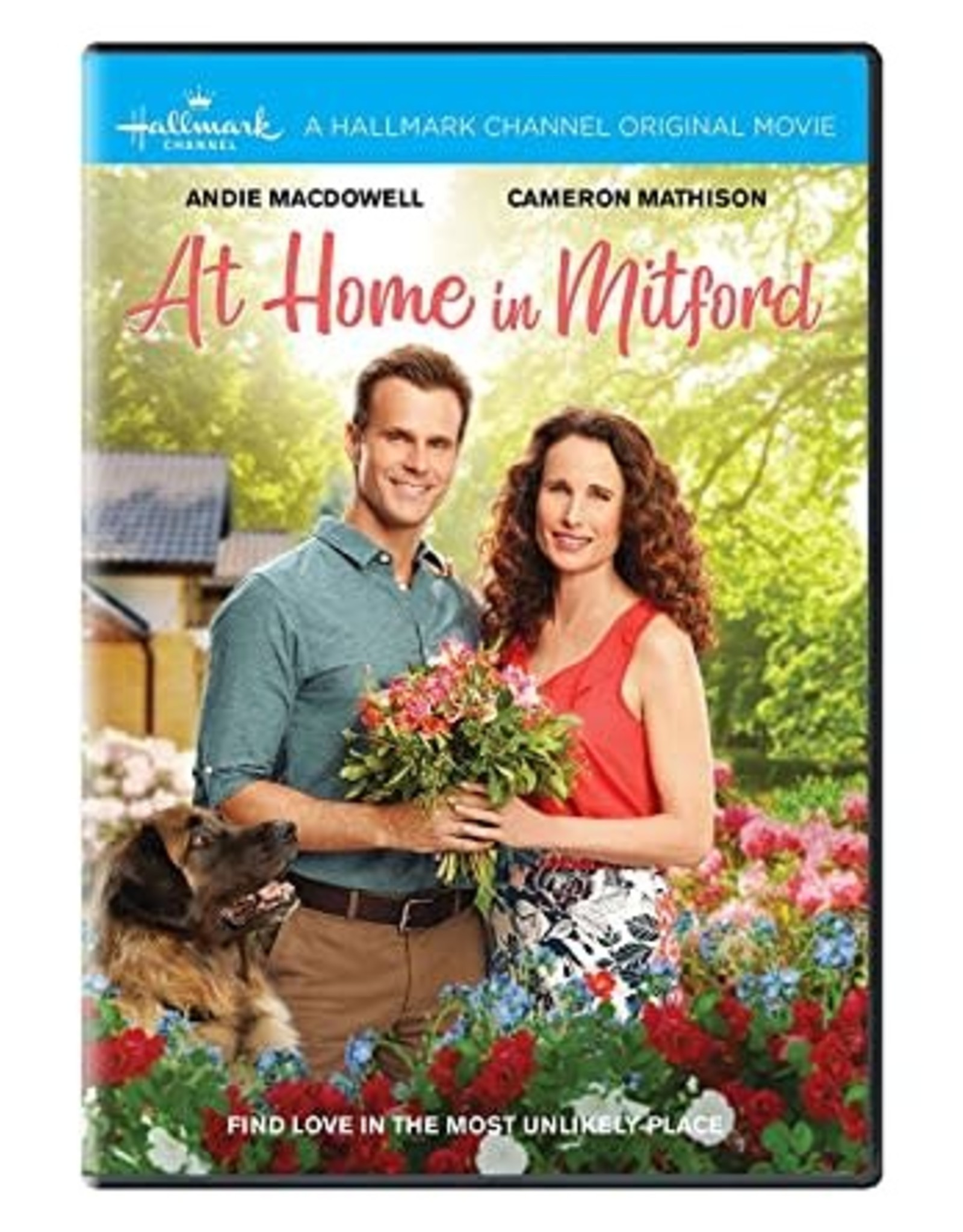 Hallmark Original At Home in Mitford: A Hallmark Channel Original Movie (DVD)