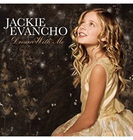 Dream With Me by Jackie Evancho (CD)