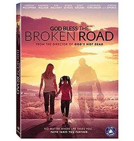 Lionsgate God Bless the Broken Road (DVD)