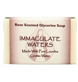 Immaculate Waters Immaculate Waters Bar Soap - Rose