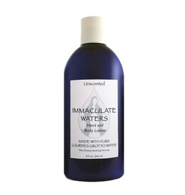 Immaculate Waters Immaculate Waters Hand and Body Lotion - Unscented