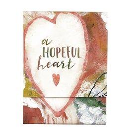 Faithworks Notepad - Hopeful Heart Pocket