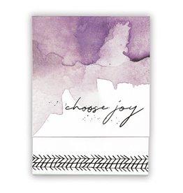 Faithworks Notepad - Choose Joy Pocket