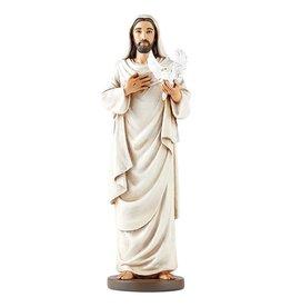 "Christian Brands Toscana 8"" Statue - Receive The Holy Spirit"