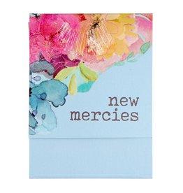 Faithworks Pocket Notepad - New Mercies