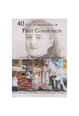 40 Days of Preparation for First Communion (Booklet)