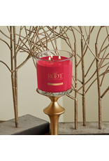 3 Wick 12 oz Hive Candle - Hollyberry