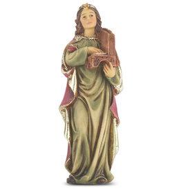 Hirten Patron Saint Statue - St. Cecilia
