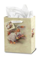 Hirten Baptism Gift Bag, Medium