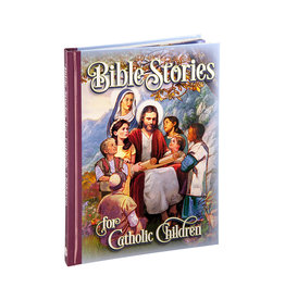 Hirten Bible Stories for Catholic Children (Hardcover)