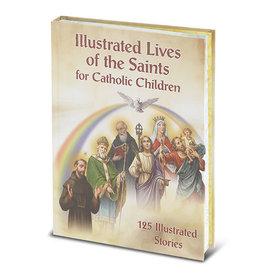 Hirten Illustrated Lives of the Saints for Catholic Children: 125 Illustrated Stories