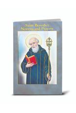 Hirten Novena Prayer Book - St. Benedict