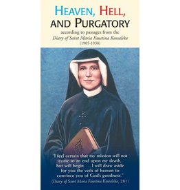 Association of Marian Helpers HEAVEN, HELL & PURGATORY PAMPHLET