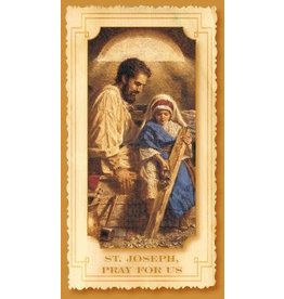 Association of Marian Helpers ST. JOSEPH PRAYER CARD