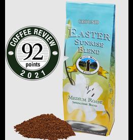 Mystic Monk Easter Sunrise Blend Ground Coffee (12 oz)