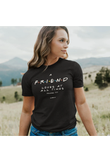 grace & truth A Friend Loves At All Times TShirt