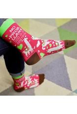 Kerusso Bless My Sole Socks - Llama