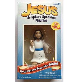 Jesus Talking Figurine (Tales Of Glory)