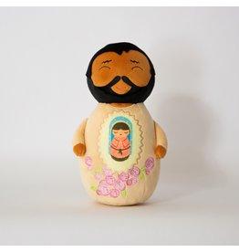 Shining Light Dolls St. Juan Diego Plush Doll
