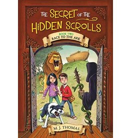 The Secret of the Hidden Scrolls: Race to the Ark, Book 2 by M. J. Thomas (Paperback)