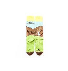 Sock Religious Empty Tomb Socks
