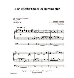 Paraclete Press How Brightly Shines the Morning Star