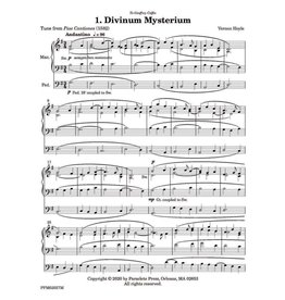 Paraclete Press Six Preludes and Postludes Founded on Hymn Tunes – Second Set