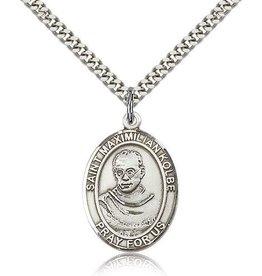 Gifts Catholic St. Maximilian Kolbe Medal