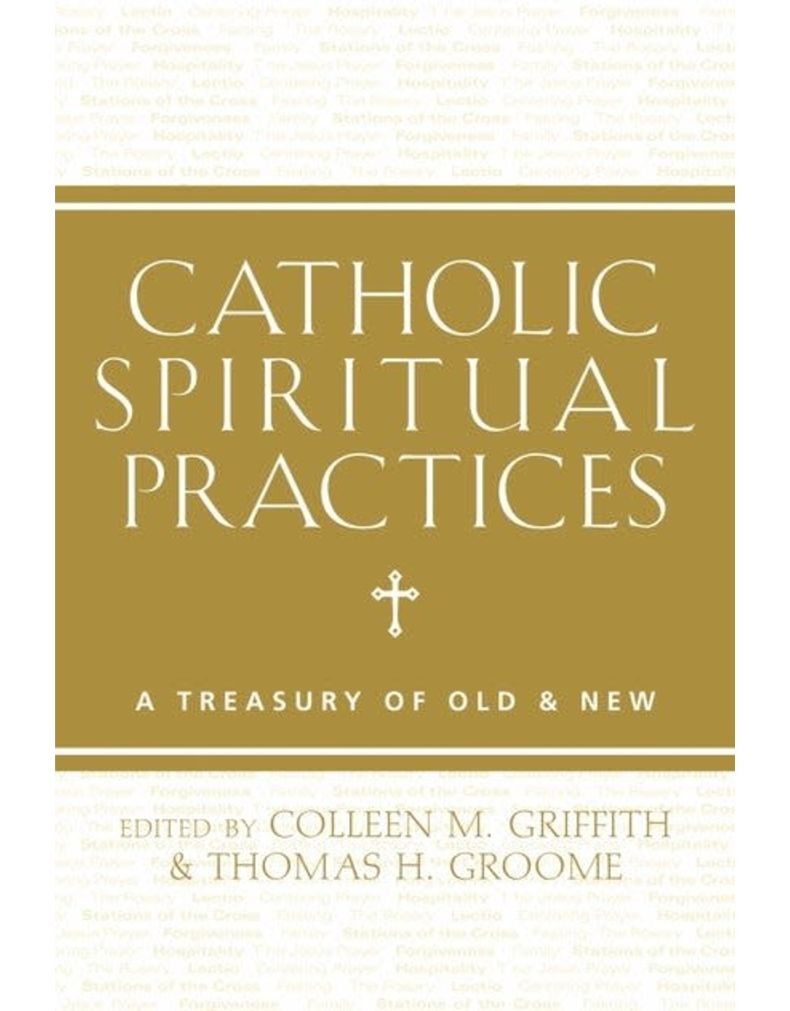 Paraclete Press Catholic Spiritual Practices A Treasury of Old and New Edited by Colleen Griffith and Thomas Groome (Paperback)