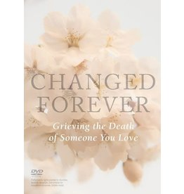 Paraclete Press Changed Forever Grieving The Death of Someone You Love (DVD Presentation)
