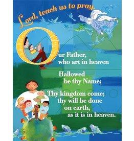 Paraclete Press Lord's Prayer Card - Catholic