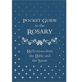 Ascension Pocket Guide to the Rosary by Matt Fradd (Leatherbound)