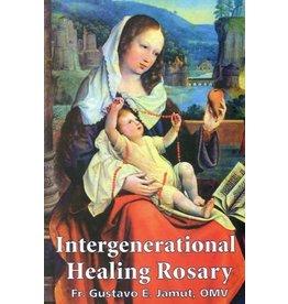 Oremus Mercy Intergenerational Healing Rosary by Fr. Gustavo E. Jamut, OMV (Booklet)