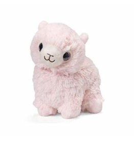Warmies Pink Llama Junior Warmies
