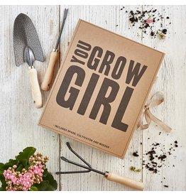 Santa Barbara Designs You Grow Girl