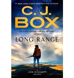C. J. Box Long Range - A Joe Pickett Novel by C. J. Box