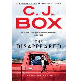 C. J. Box The Disappeared - A Joe Pickett Novel by C. J. Box