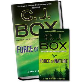 C. J. Box Force of Nature - A Joe Pickett Novel by C. J. Box