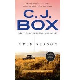 C. J. Box Open Season - A Joe Pickett Novel by C. J. Box