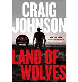 Craig Johnson Land of Wolves - A Longmire Mystery - Craig Johnson