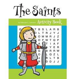 Aquinas Kids The Saints - Activity Book