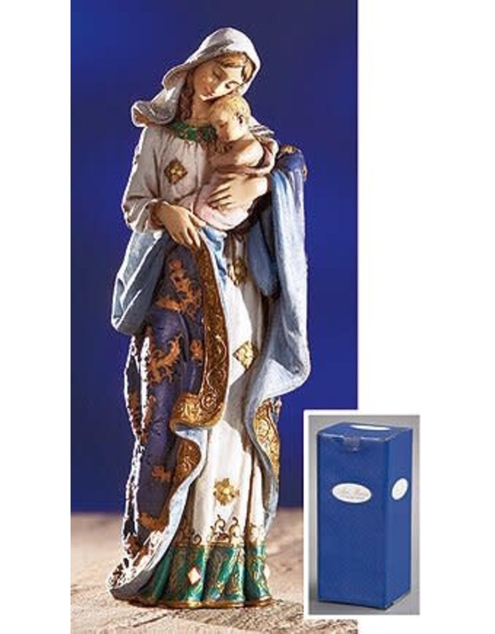 "Avalon Gallery Adoring. Madonna and Child Figurine 7"""