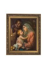 """Christian Brands 13"""" Framed Print - Simeone Holy Family"""