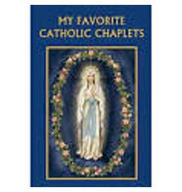 CBC-Aquinas Press My Favorite Catholic Chaplets