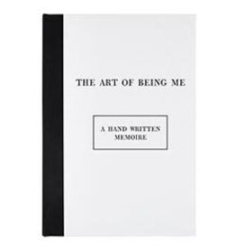 Face to Face Designs The Art of Being Me - Hard Cover Linen Journal