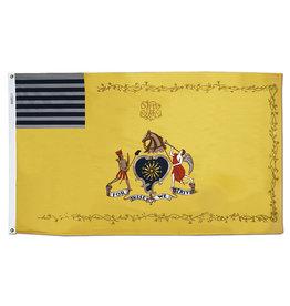 Annin Philadelphia Light Horse Flag - 3' x 5' Nyl-Glo