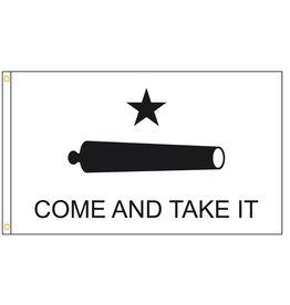 Annin Gonzales Flag - 3' x 5' Nyl-Glo