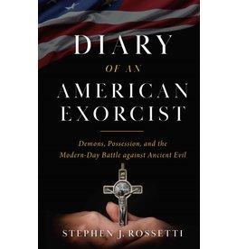 Sophia Press Diary of an American Exorcist - Stephen J. Rossetti