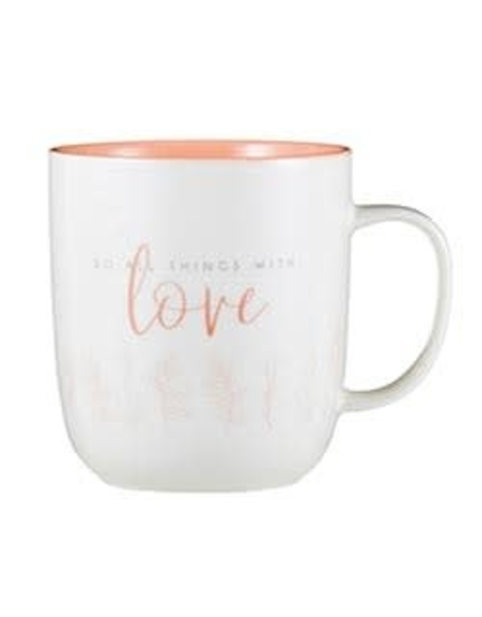 Christian Brands All Things with Love Mug