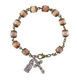 Christian Brands Rosary Bracelet Divine Mercy - Italy